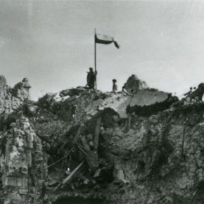 Сzerwone maki na Monte Cassino. Одна из самых славных битв в истории польского оружия